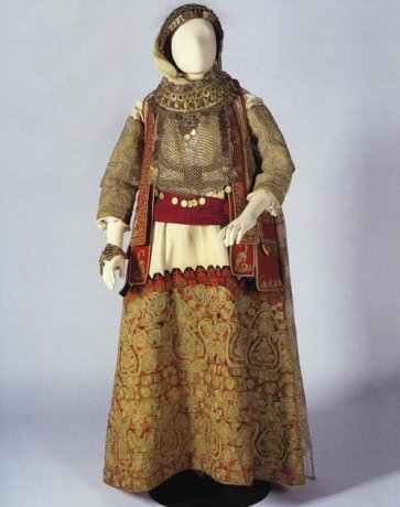 Φορεσιά της Αττικής