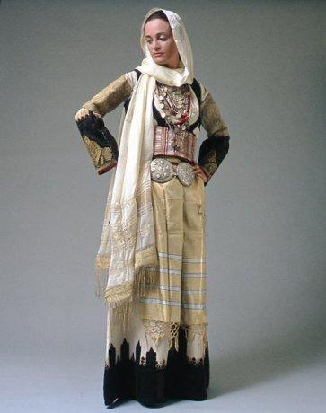 Φορεσιά Τανάγρας