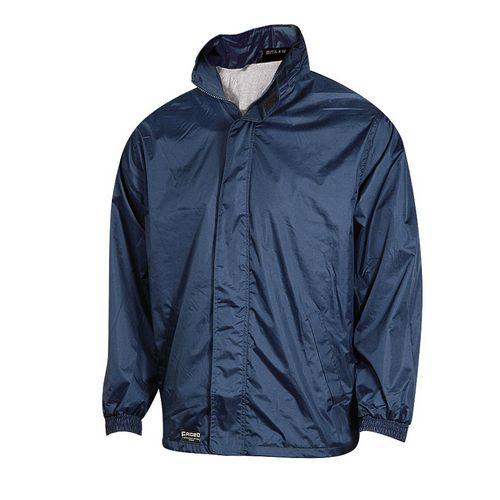 Αδιάβροχο jacket 502 με επένδυση και κεντήματα ΕΚΑΒ
