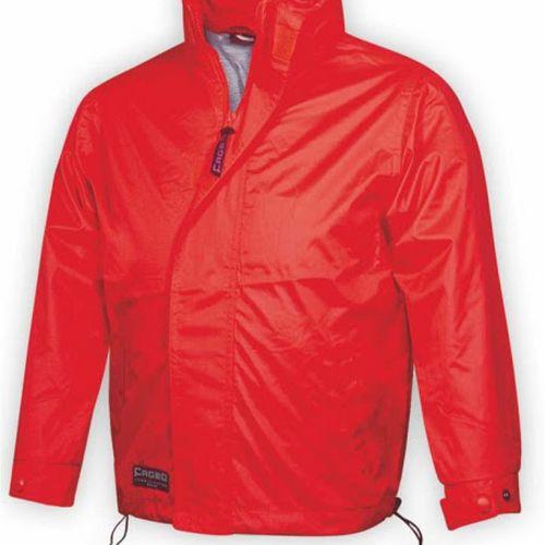 Αδιάβροχο jacket 502 με επένδυση και κουκούλα