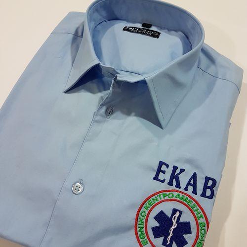 Μακρυμάνικο πουκάμισο Brighton ΕΚΑΒ