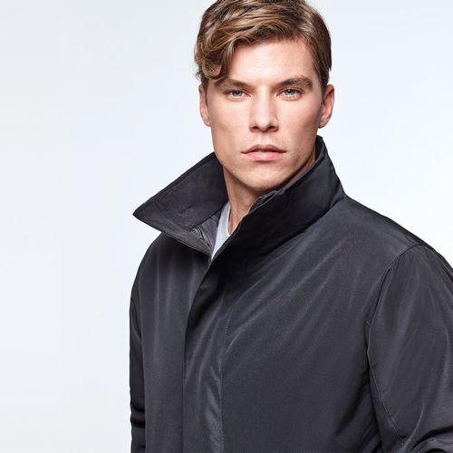 Parka-αδιάβροχο jacket Europa με κέντημα ΕΛ.ΑΣ.