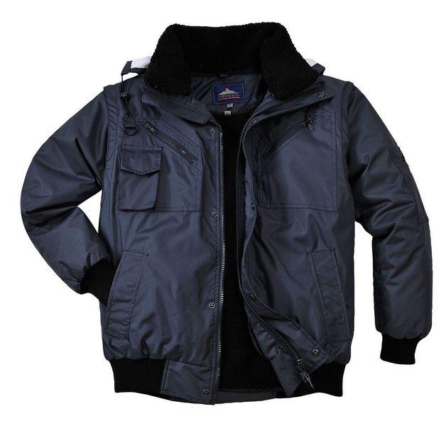 Αδιάβροχο μπουφάν με αποσπώμενες γούνες Portwest F465