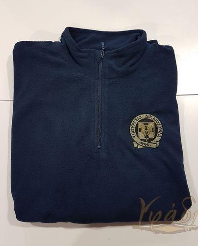Φλις μπλούζα Himalaya με κέντημα ΕΛ.ΑΣ. ή Σωφρ.Υπηρεσίας