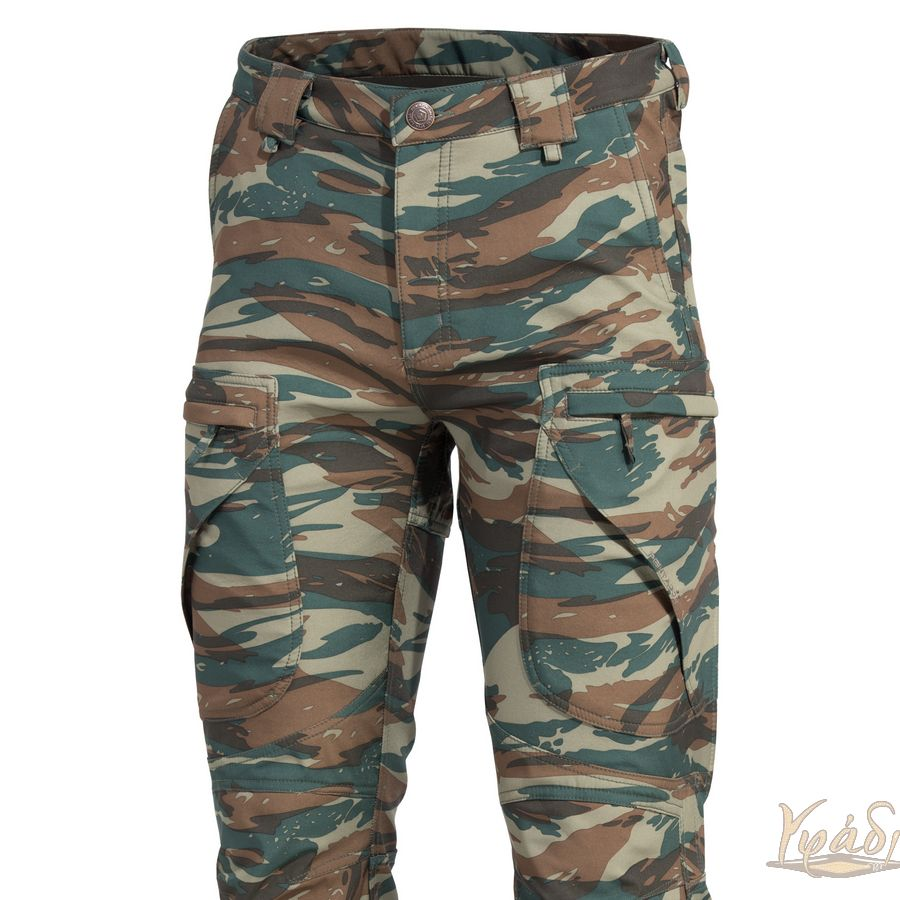 Softshell αδιάβροχο παντελόνι Hydra νέο (Gr-Camo) K05015