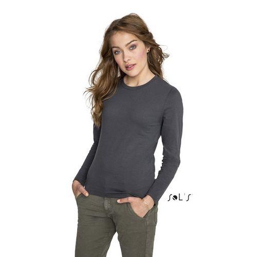 Μακρυμάνικη μπλούζα Imperial woman 190gr