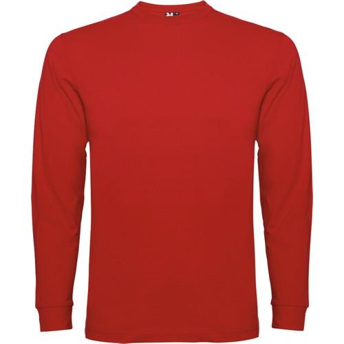 Πυροσβεστική  Μπλούζα μακό μακρυμάνικο με κεντήματα Πυροσβεστικού ... 5b83e2d9d3c