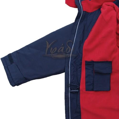 Catamaran Jacket με κεντήματα ΕΚΑΒ ή Ιατρού