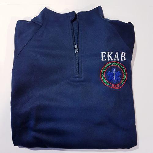 Epiro φούτερ-φόρμα με επενδ. fleece ΕΚΑΒ