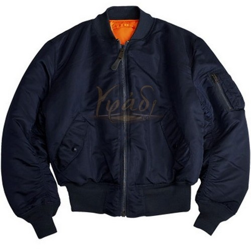 Fly jacket με κεντήματα ΕΚΑΒ ή Ιατρού