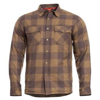 Bliss-flanel-K08039-jacket-brown